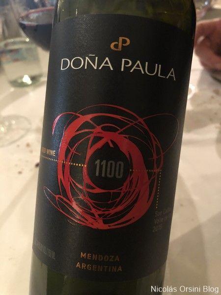 Doña Paula Blend de Altura 1100