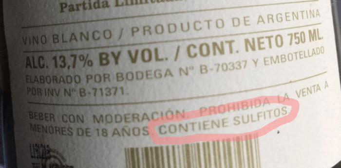 Vinos naturales en Argentina