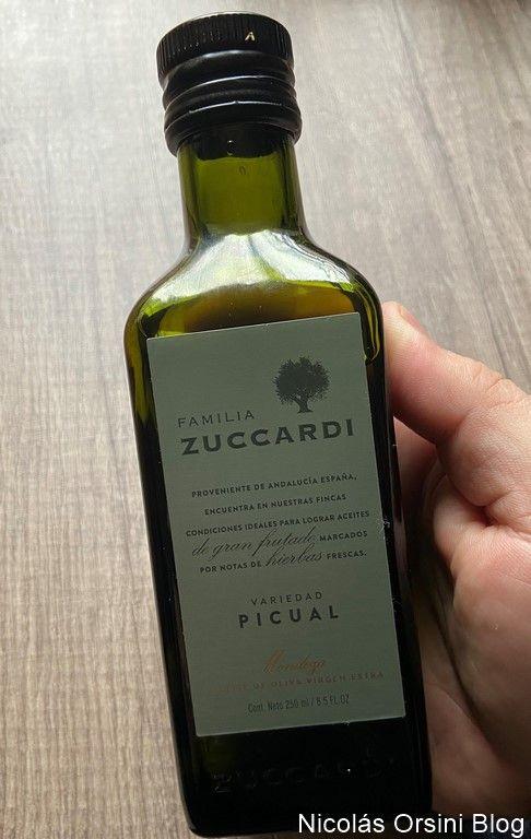 Familia Zuccardi Picual