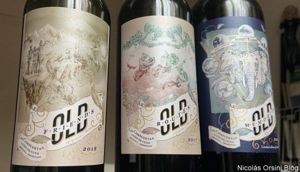 Los OLD Wines de Durigutti