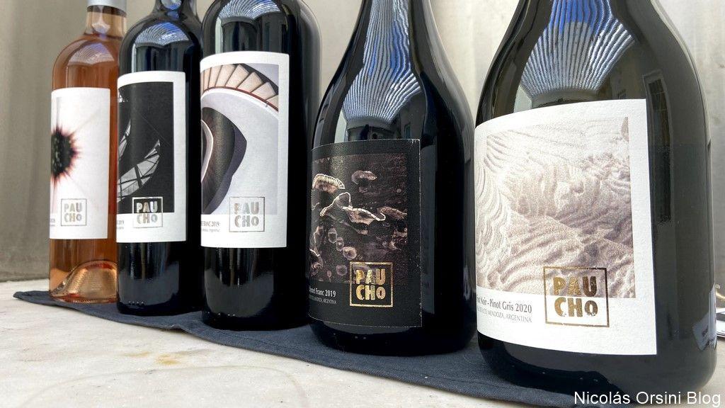 Los vinos de Finca Paucho